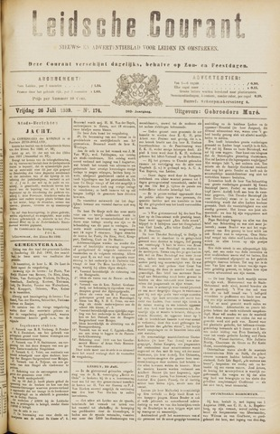 Leydse Courant 1889-07-26