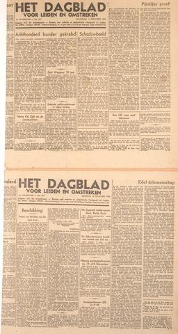 Dagblad voor Leiden en Omstreken 1944-12-11