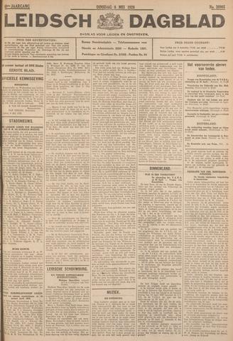 Leidsch Dagblad 1928-05-08