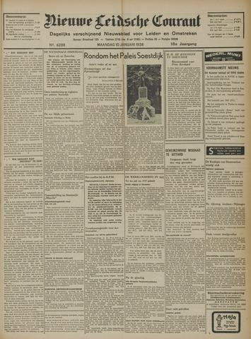 Nieuwe Leidsche Courant 1938-01-10