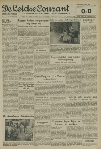 Leidse Courant 1952-05-15
