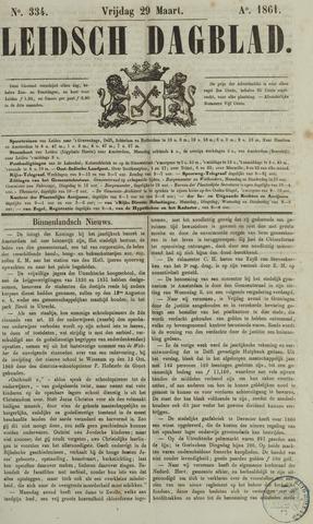 Leidsch Dagblad 1861-03-29