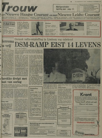 Nieuwe Leidsche Courant 1975-11-08