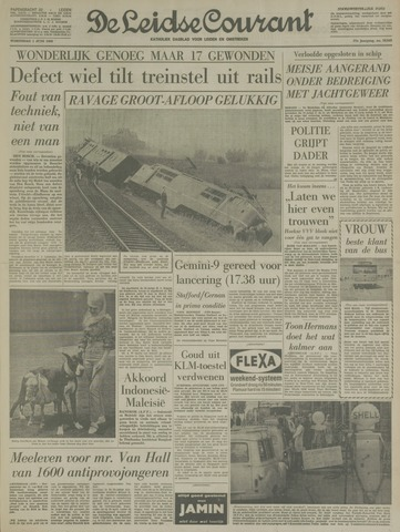 Leidse Courant 1966-06-01