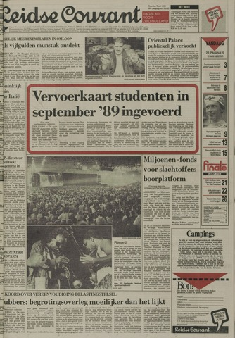 Leidse Courant 1988-07-09
