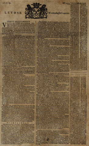 Leydse Courant 1779-12-22