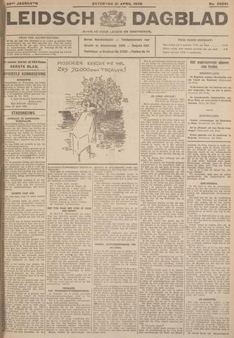 Leidsch Dagblad 1928-04-21