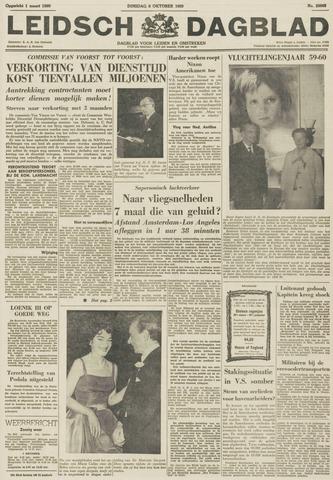 Leidsch Dagblad 1959-10-06