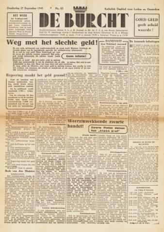 De Burcht 1945-09-27