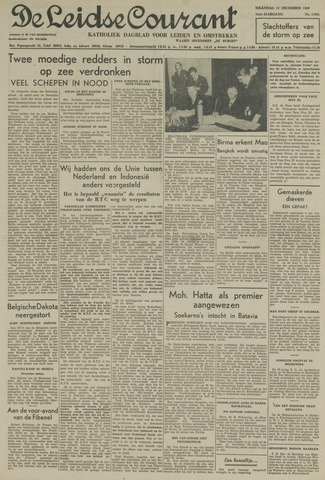 Leidse Courant 1949-12-19