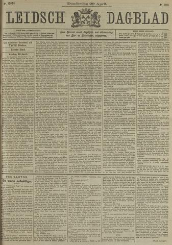 Leidsch Dagblad 1911-04-20