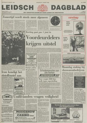Leidsch Dagblad 1985-03-30