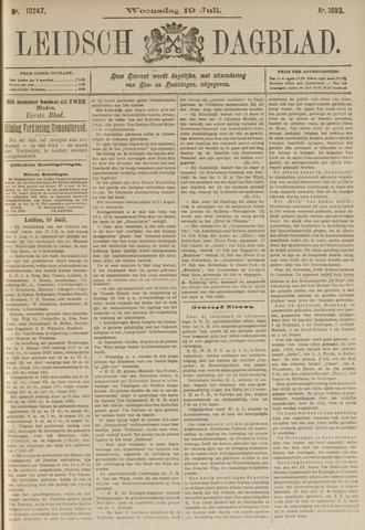 Leidsch Dagblad 1893-07-19