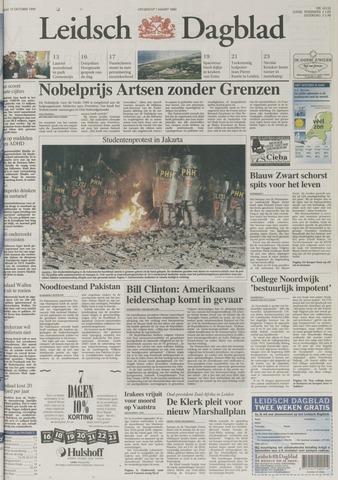 Leidsch Dagblad 1999-10-15