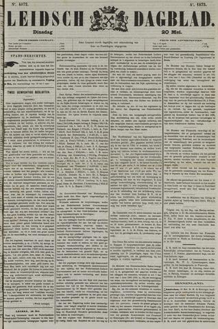 Leidsch Dagblad 1873-05-20