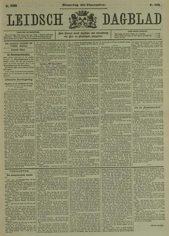 Leidsch Dagblad 1909-12-20