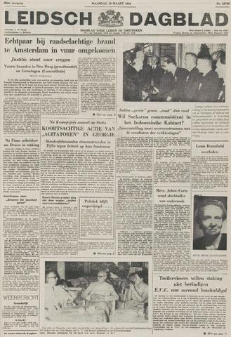 Leidsch Dagblad 1956-03-19