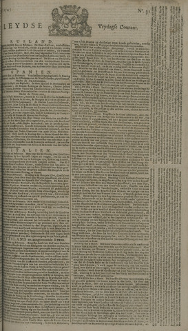 Leydse Courant 1745-03-12