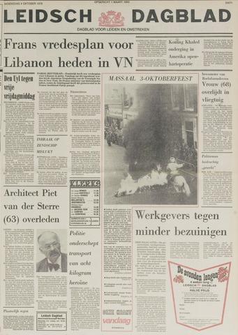 Leidsch Dagblad 1978-10-04