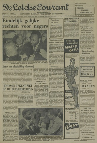Leidse Courant 1964-07-03