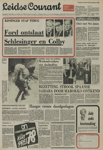 Leidse Courant 1975-11-03