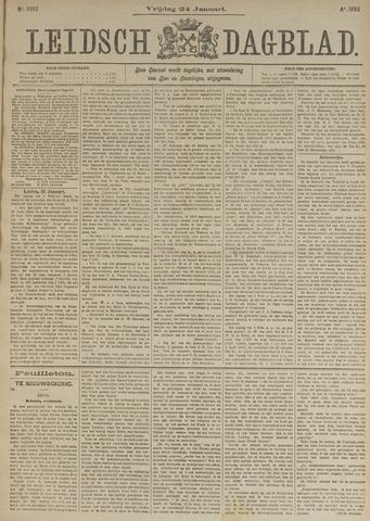 Leidsch Dagblad 1896-01-24