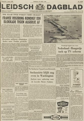 Leidsch Dagblad 1961-04-25