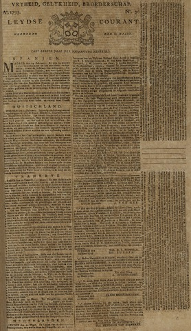 Leydse Courant 1795-03-25