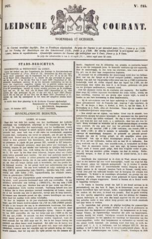 Leydse Courant 1877-10-17