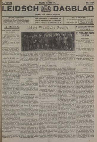 Leidsch Dagblad 1937-06-18