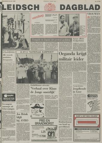 Leidsch Dagblad 1985-07-29