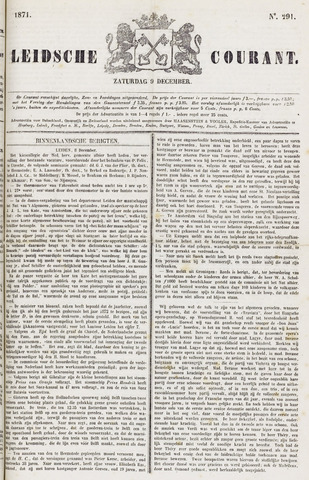 Leydse Courant 1871-12-09