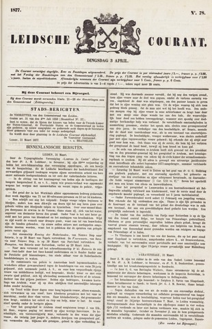 Leydse Courant 1877-04-03