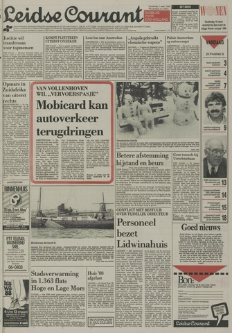 Leidse Courant 1988-03-03