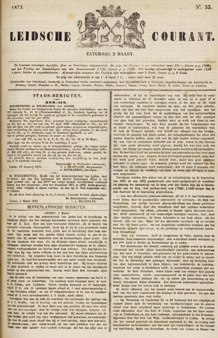 Leydse Courant 1872-03-02