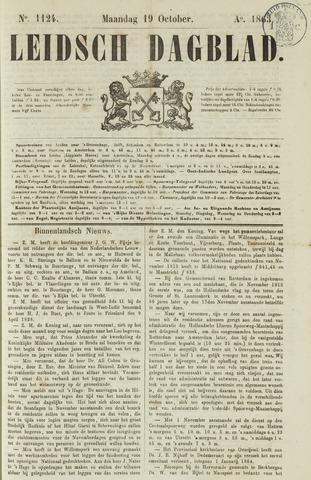 Leidsch Dagblad 1863-10-19
