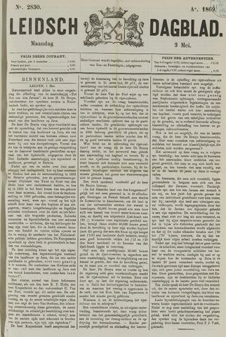 Leidsch Dagblad 1869-05-03