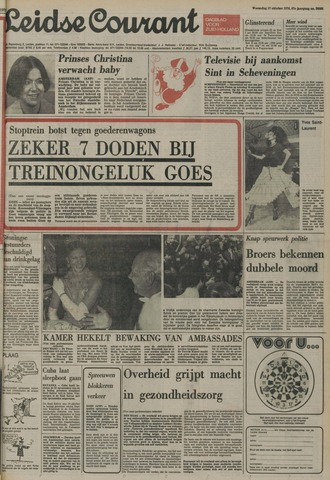 Leidse Courant 1976-10-27
