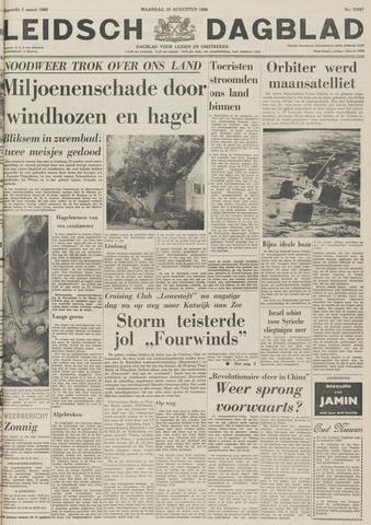 Leidsch Dagblad 1966-08-15