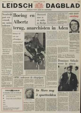 Leidsch Dagblad 1975-03-04