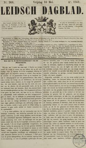 Leidsch Dagblad 1861-05-10