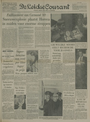 Leidse Courant 1969-02-18