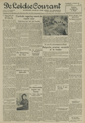 Leidse Courant 1950-01-12