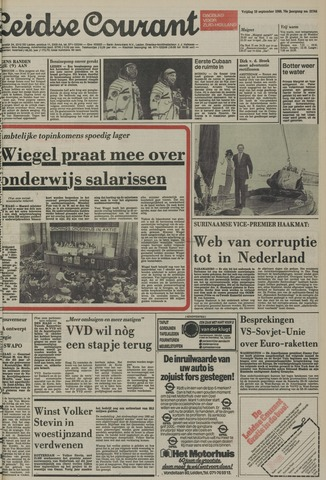 Leidse Courant 1980-09-19