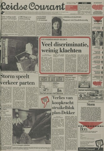 Leidse Courant 1988-02-10