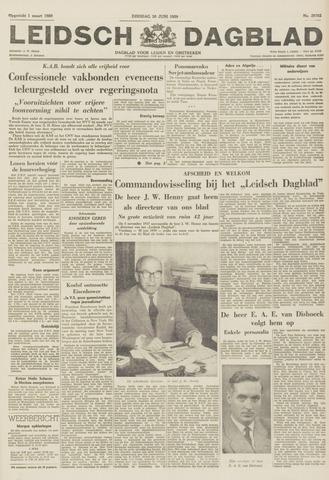Leidsch Dagblad 1959-06-30