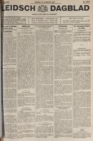 Leidsch Dagblad 1932-08-19
