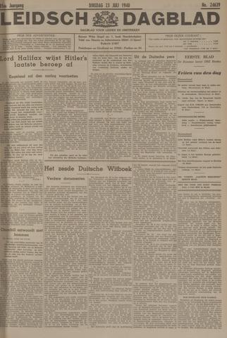 Leidsch Dagblad 1940-07-23