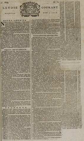 Leydse Courant 1805-07-10