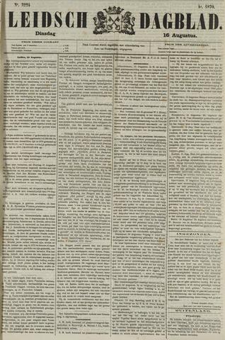 Leidsch Dagblad 1870-08-16